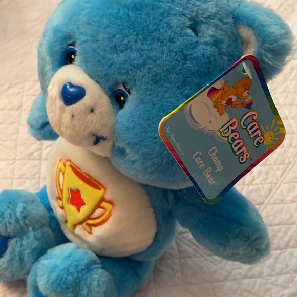 Care Bears Champ Care Bear